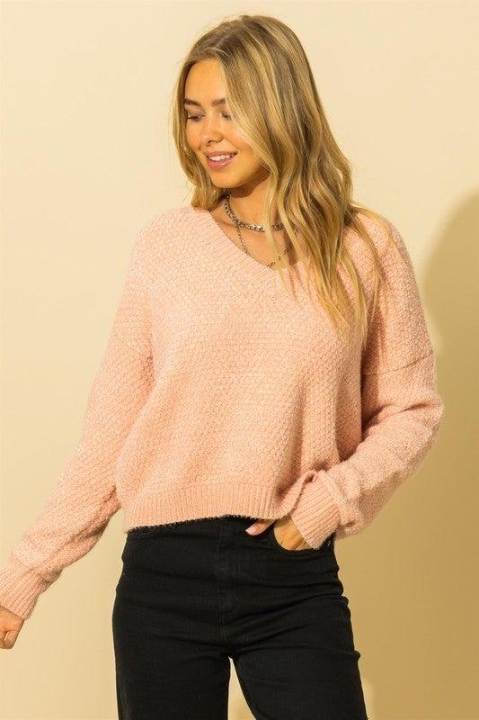 Fallin' For You Sweater *Final Sale*