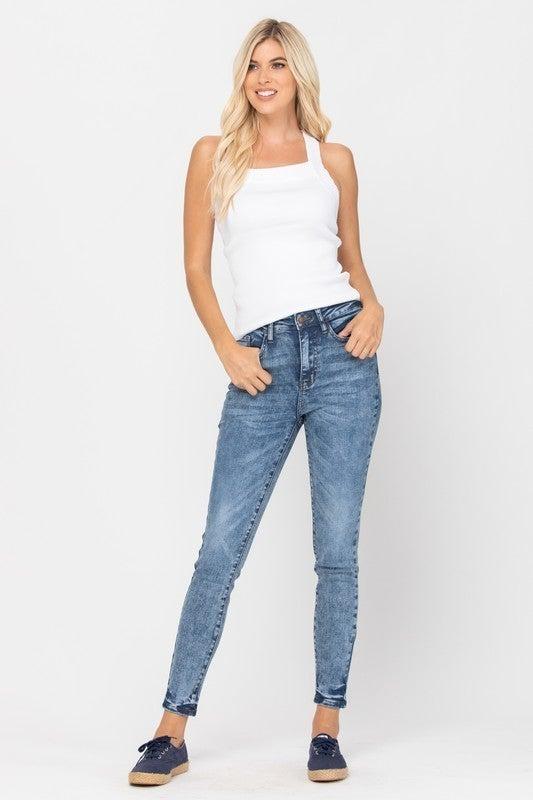 Aimee High Waist Skinny Jean