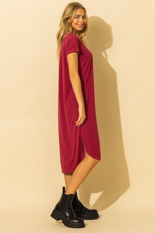 Rachel Midi Dress