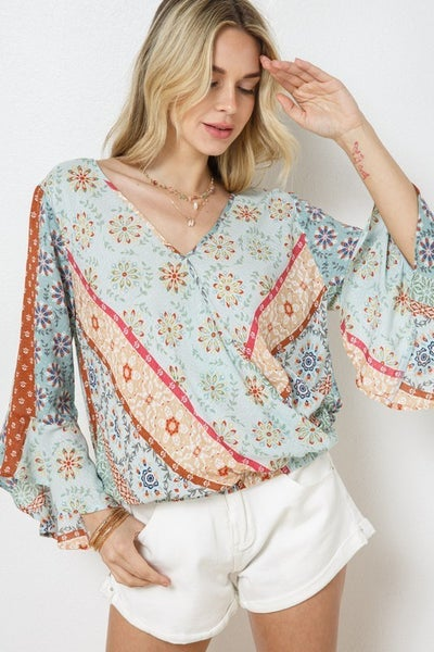 About the Sleeves Top