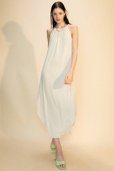 What's The Scoop Midi Dress