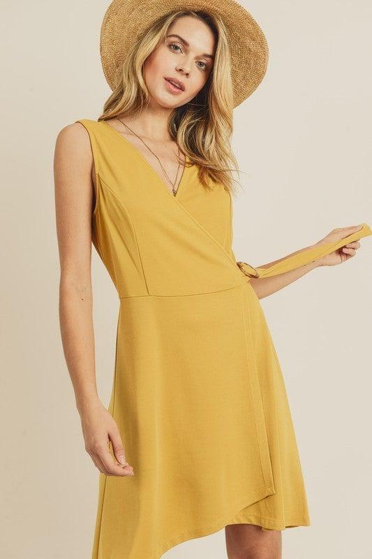 Oh Honey Wrap Dress