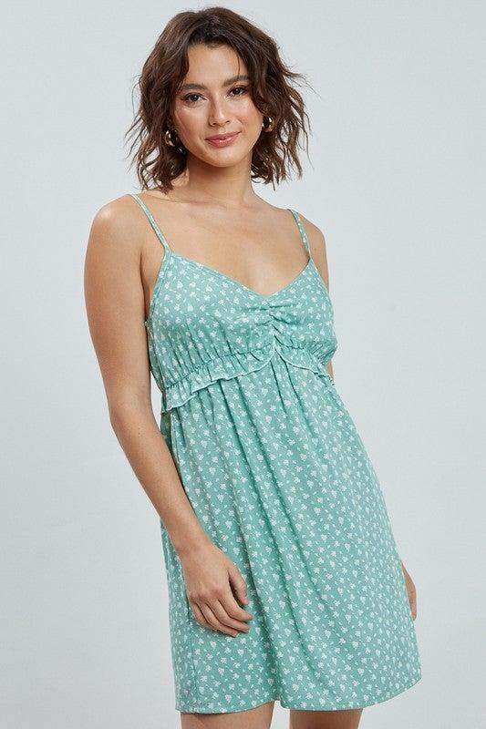Cassidy Ruffle Dress *Final Sale*