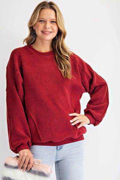 Harper Pullover Sweater