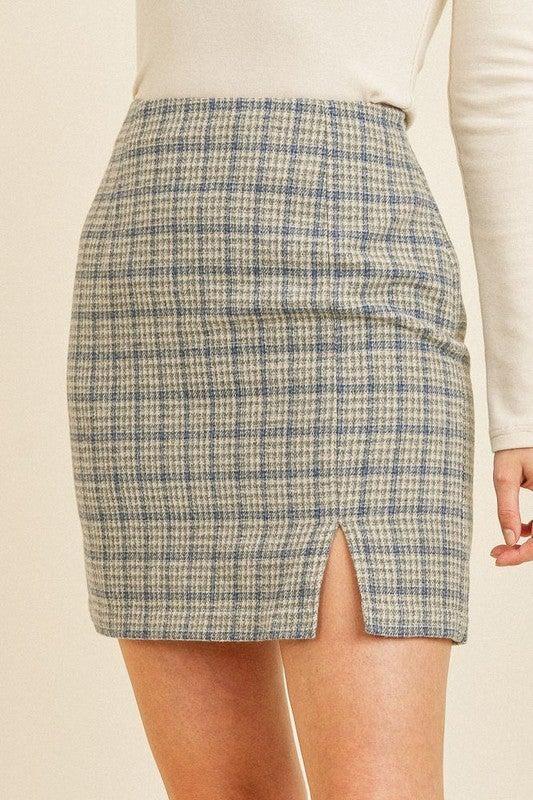 The Lake Mini Skirt