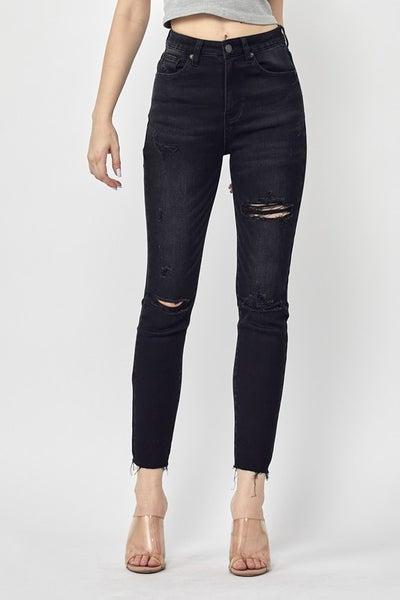 Kendall Straight Leg Denim