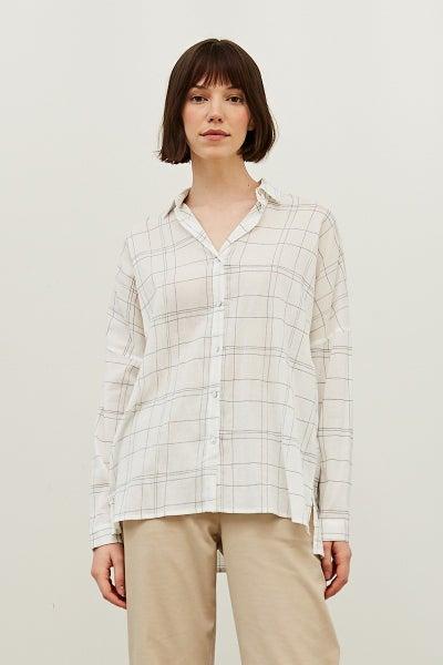 Grid Me Not Shirt
