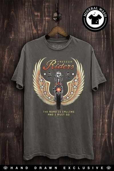 Freedom Riders Graphic Tee