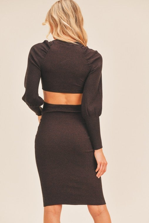 Chai Cutout Dress