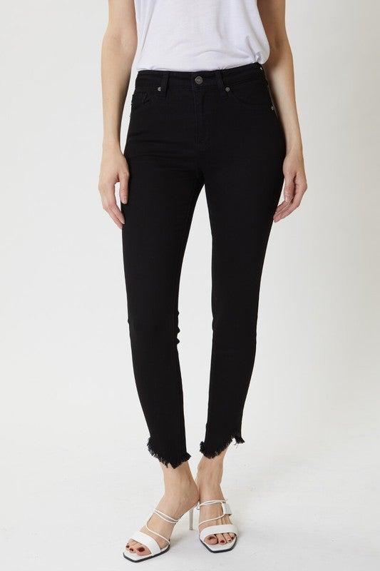 Jenny Black Skinny Jean