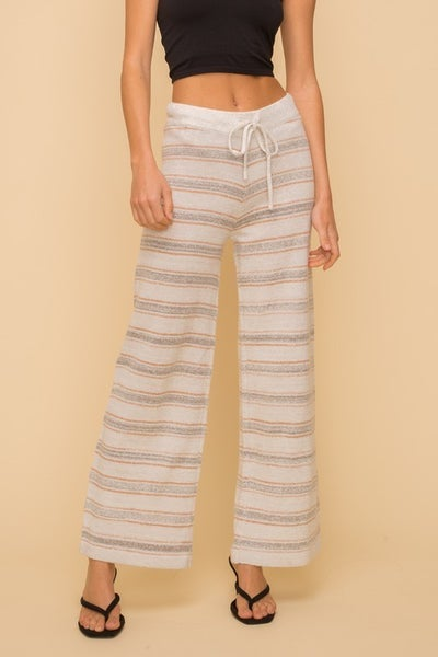 Just Chill Wide Sweater Pant *Final Sale*