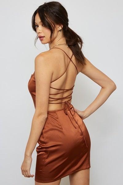 Back 'N Better Dress