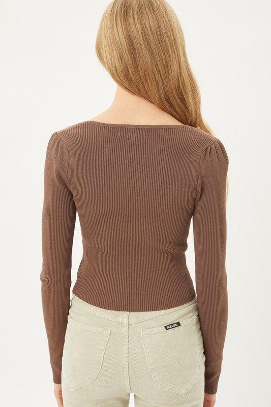 Lydia Sweater Top *Final Sale*