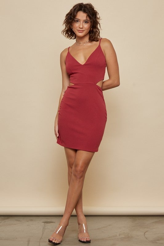 Kaia Cut Out Dress *Final Sale*