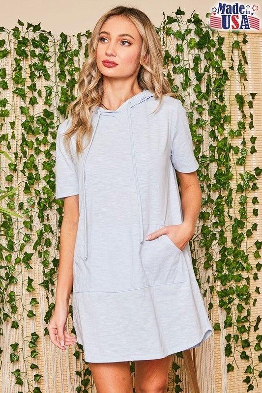 Cute & Casual Mini Dress *Final Sale*