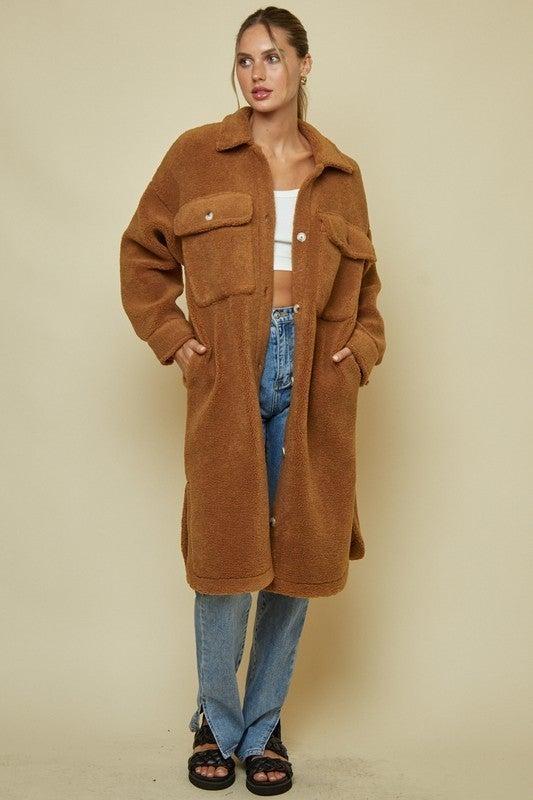 Teddie Fur Jacket