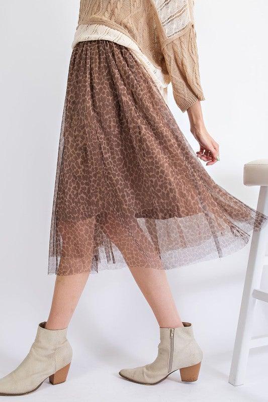 Leo Ballerina Skirt