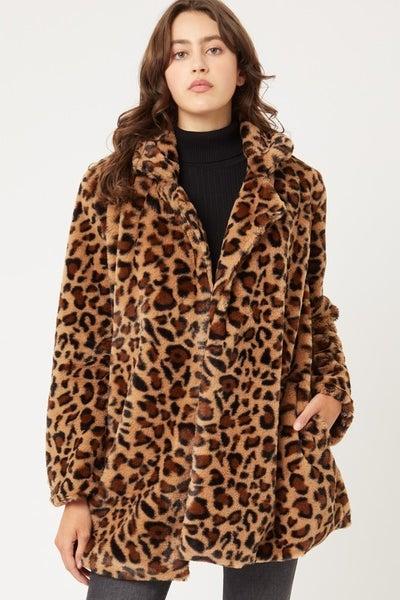 Leo Teddy Coat