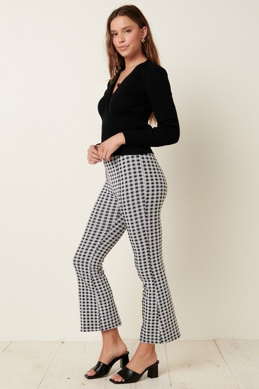 Checkin' In Flare Pants