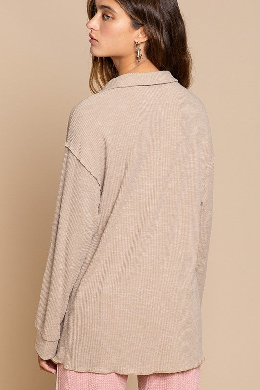 Not-So-Basic Knit Top