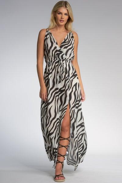 Into The Jungle Maxi Dress