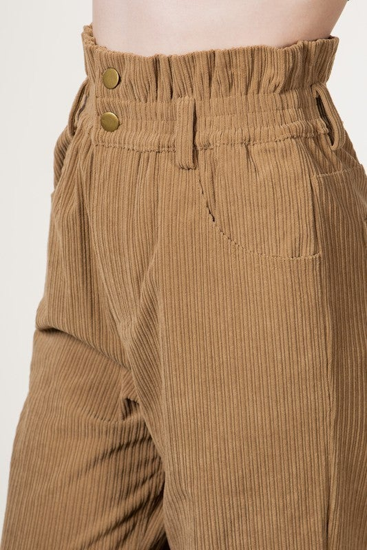 Ro High Waist Pants