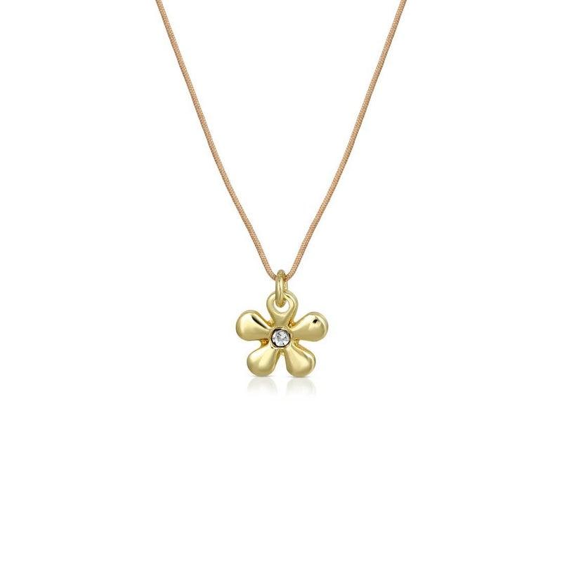 Let Hope Bloom Necklace