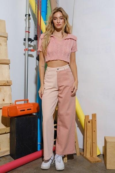Jenny Colorblock Pants