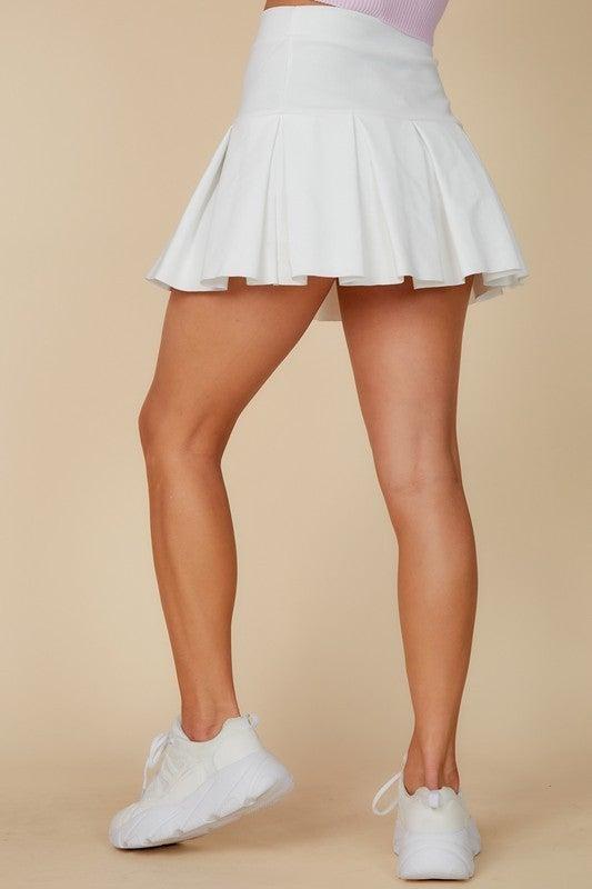 Tennis Anyone Skirt