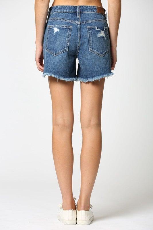 Sofie Mom Shorts