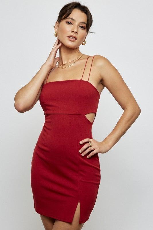 Jasmine Cutout Dress *Final Sale*
