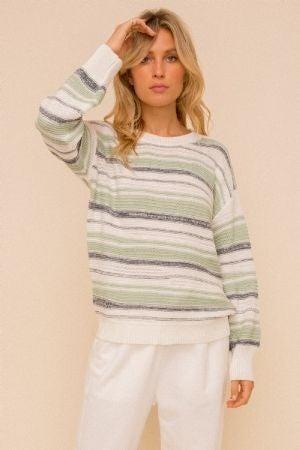 Sweet Mint Sweater *Final Sale*