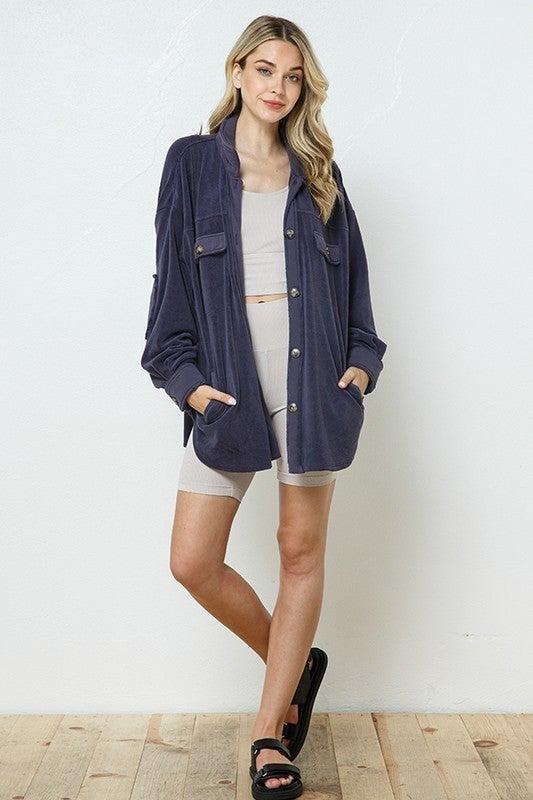 Jenna Fleece Jacket
