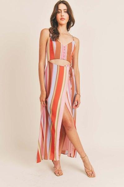 Malibu Wrap Dress