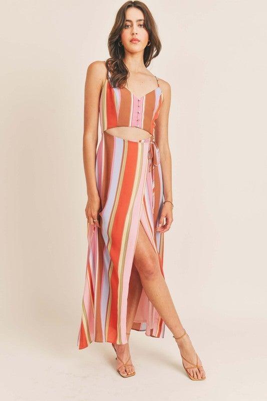 Malibu Wrap Dress *Final Sale*