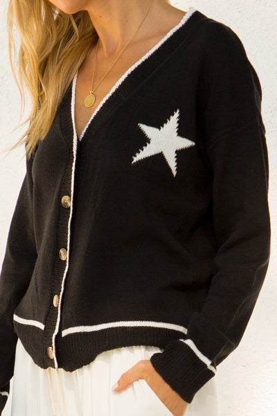 Star of the Show Cardigan *Final Sale*