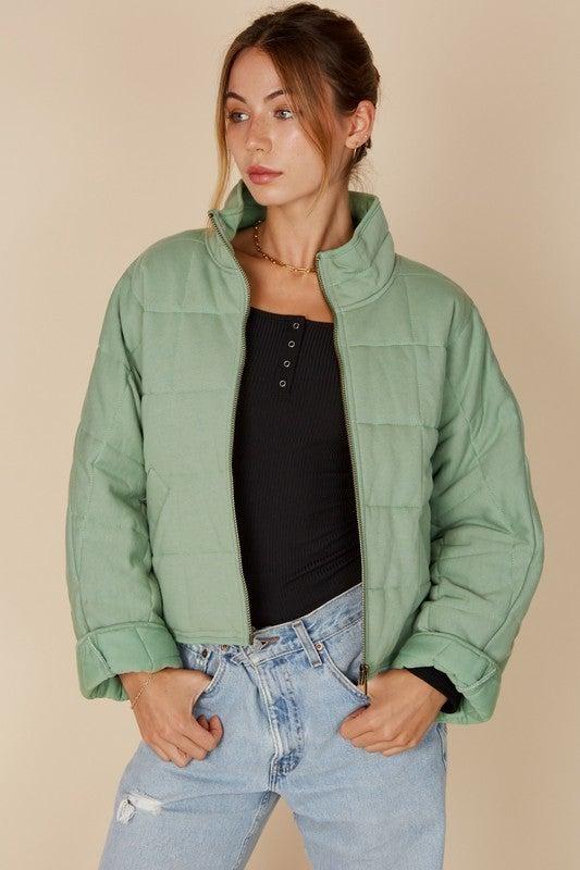 Wintermint Jacket