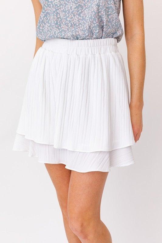 Ava Mini Skirt