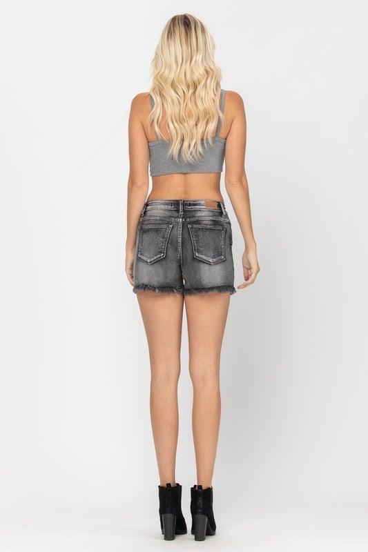 Wanda Cut Off Shorts