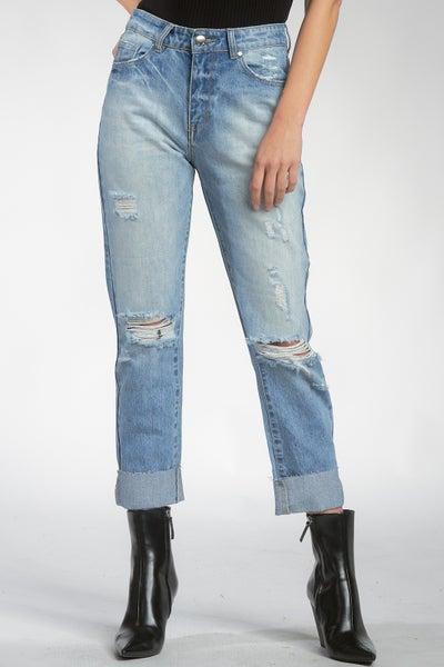 Be My Boyfriend Jeans