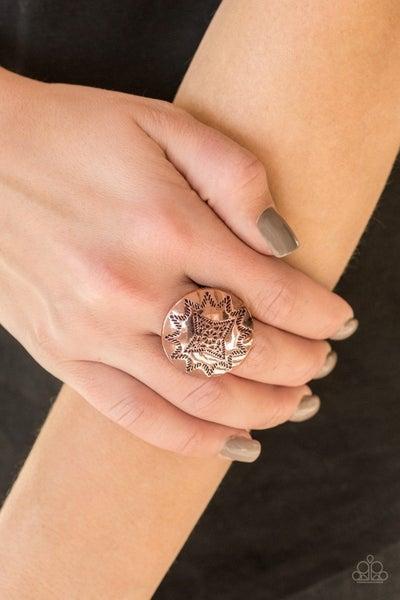 Rural Radius - Copper Ring