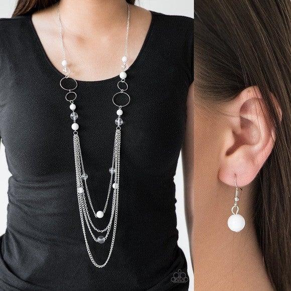 Bubbly  Bright Necklace Set