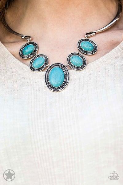 River Ride - Blue Necklace