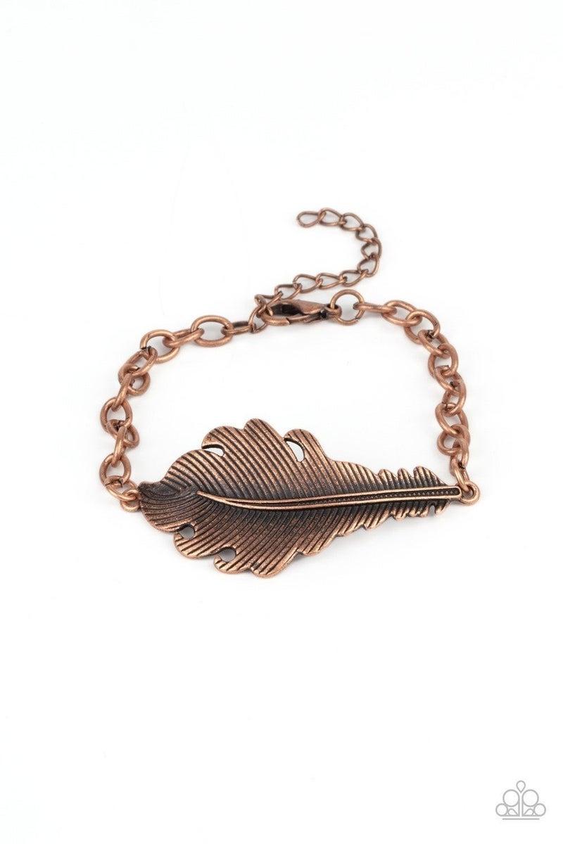 Rustic Roost - Copper Bracelet