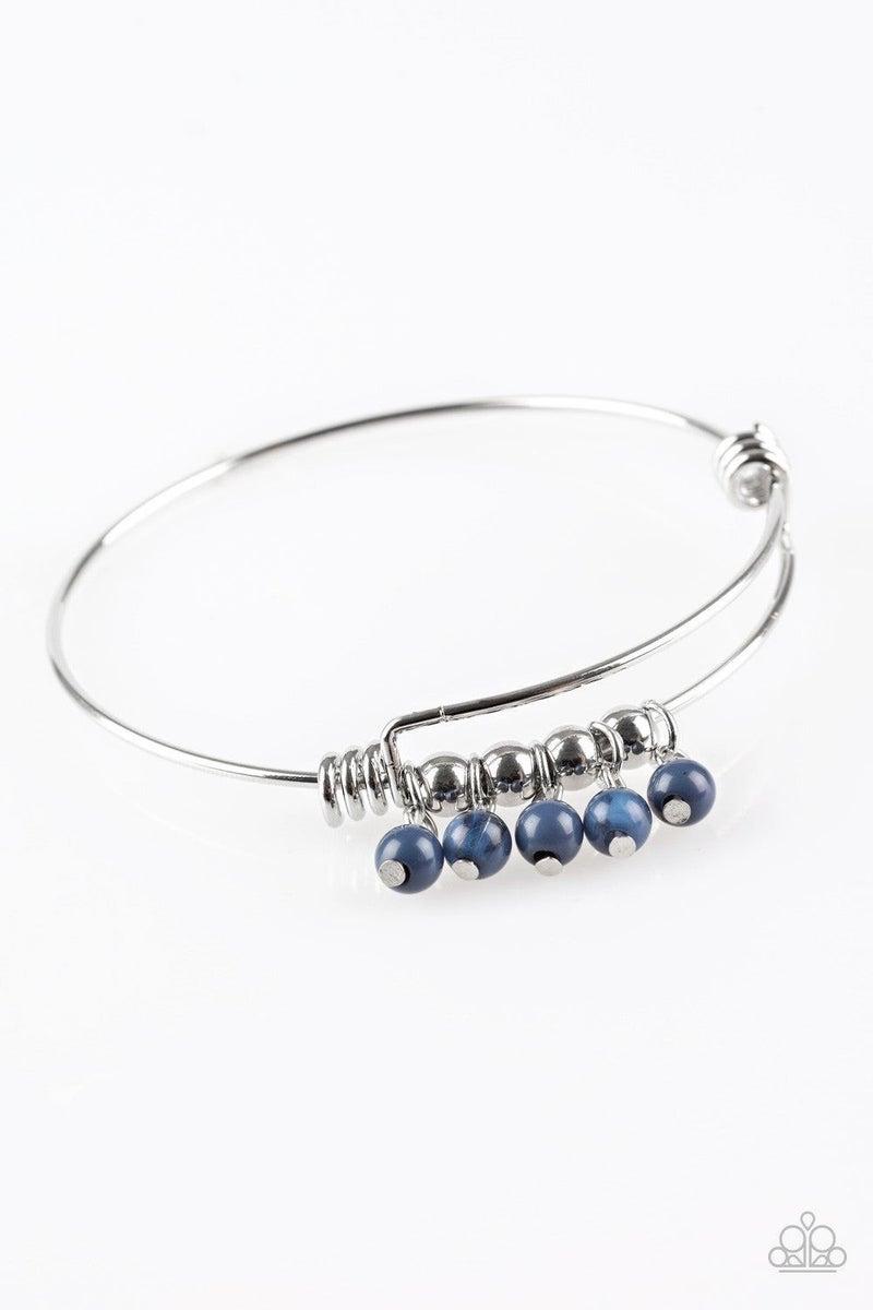 All Roads Lead To ROAM - Blue Bracelet