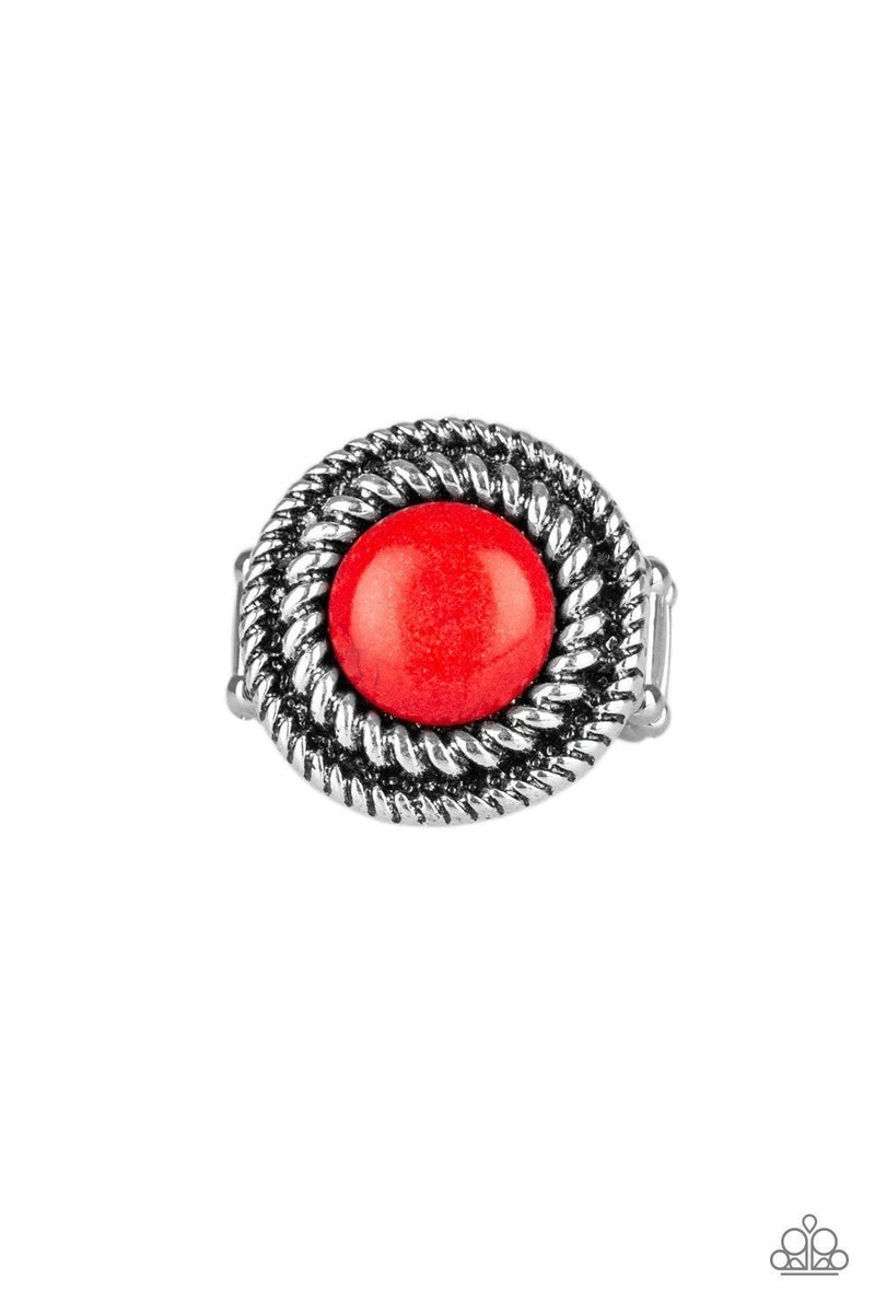 Rare Minerals - Red Ring