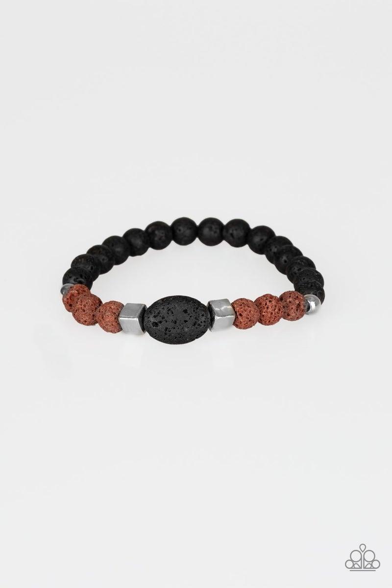 Unwind - Brown Bracelet