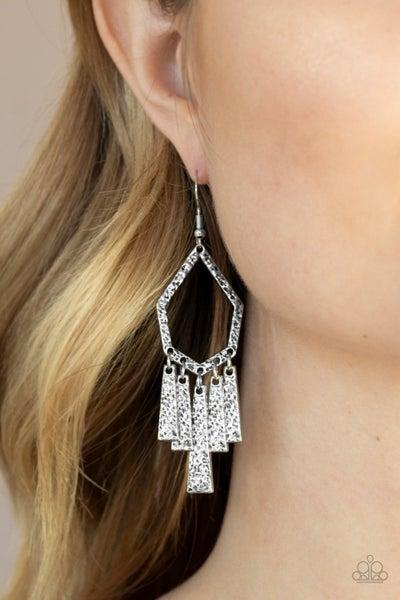 Museum Find - Silver Earring