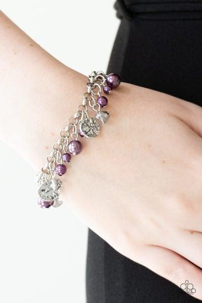 West Coast Wanderer - Purple  Bracelet