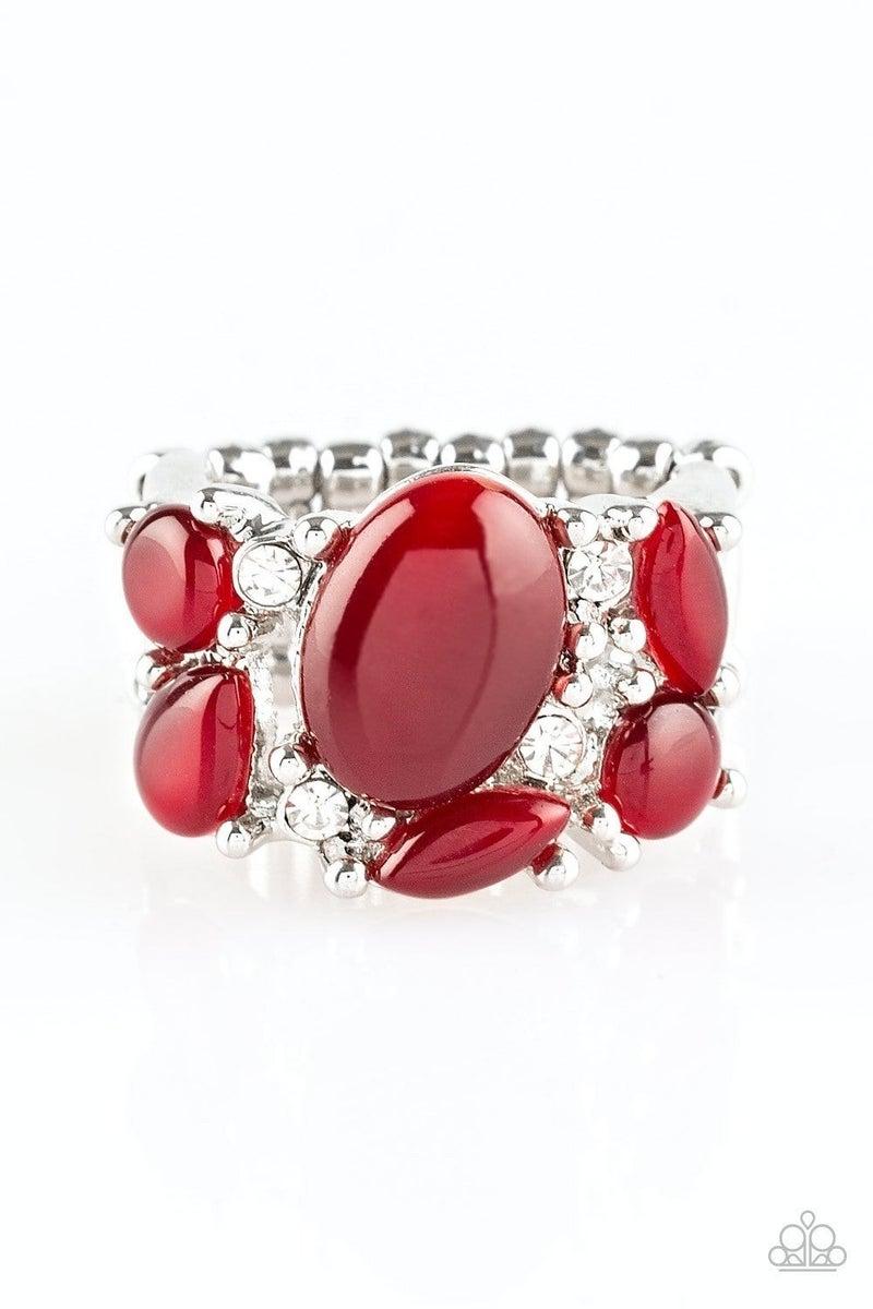 Modern Moonwalk - Red Ring